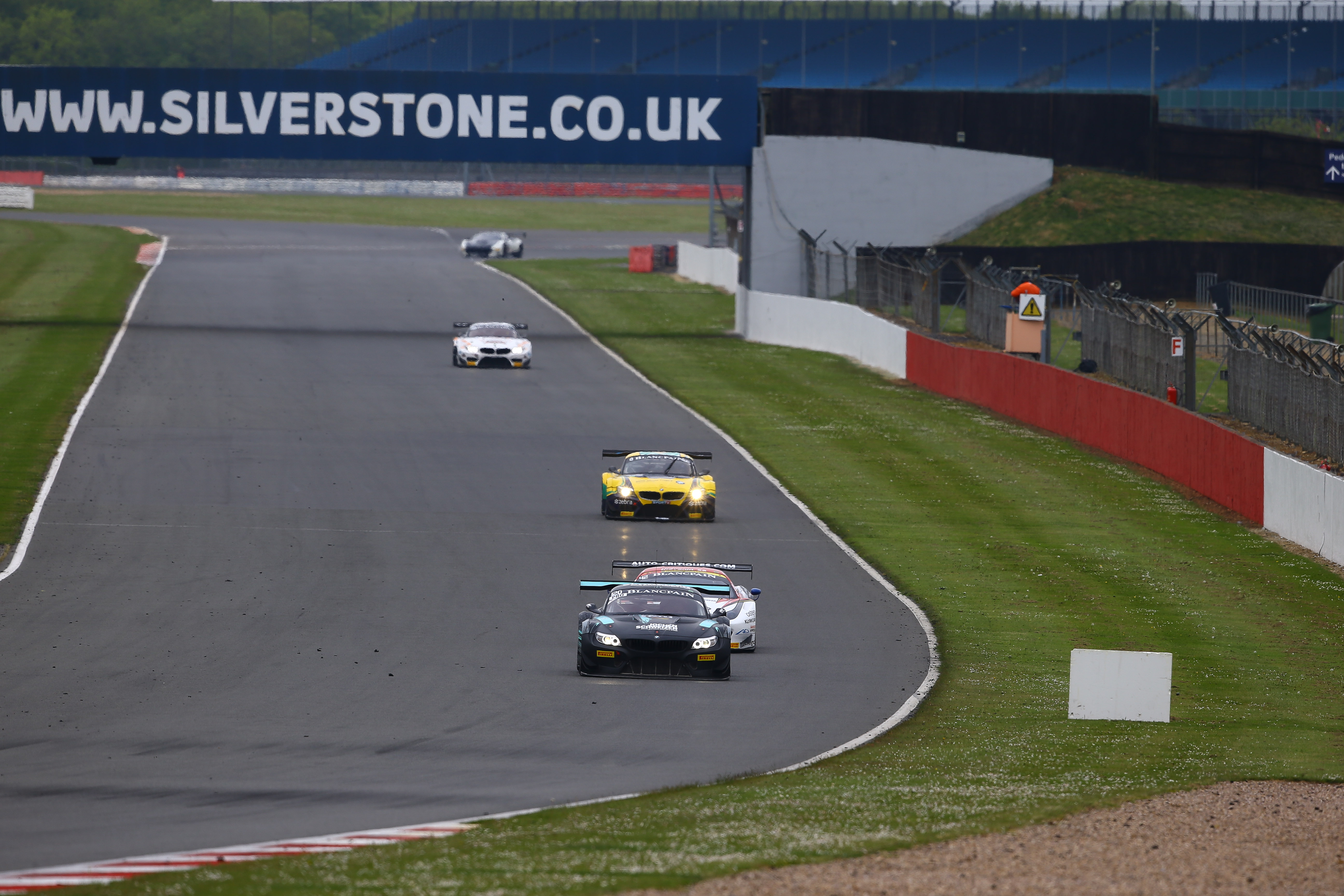 Return to Silverstone: Racing luck deserts Dominik Baumann in ...
